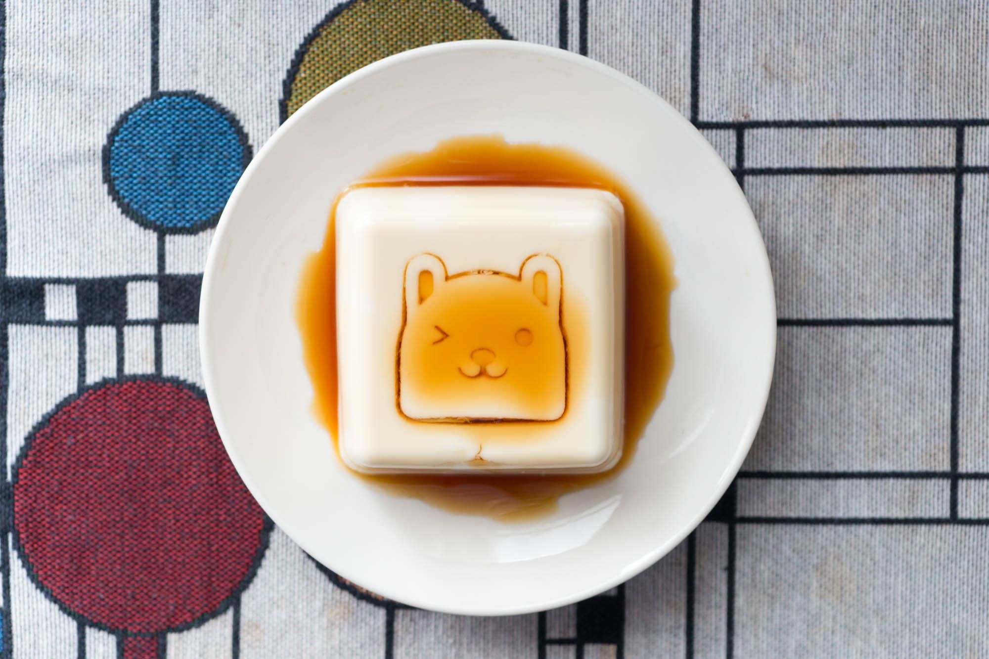 豆腐スタンプ